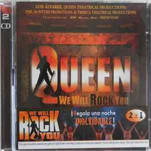 """We Will Rock You"" Original Madrid Cast - Queen We Will Rock You - Banda Sonora Del Espectaculo MP3"