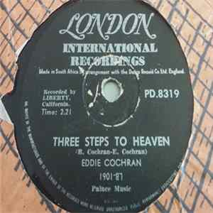 Eddie Cochran - Three Steps To Heaven / Cut Across Shorty