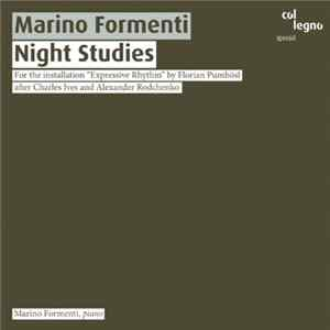 Marino Formenti - Night Studies