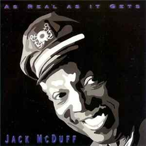 Brother Jack McDuff - As Real As It Gets