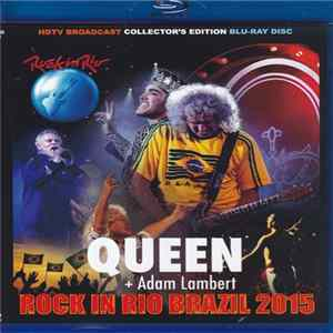 Queen + Adam Lambert - Rock In Rio Brazil 2015