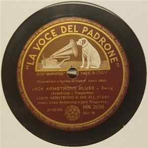 Louis Armstrong & His All Stars / Louis Armstrong E La Sua Orchestra - Jack Armstrong Blues / Endie