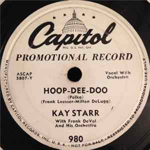 Kay Starr - Hoop-Dee-Doo / A Woman Likes To Be Told