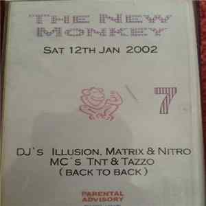 Nitro , DJ Matrix , DJ Illusion - The New Monkey