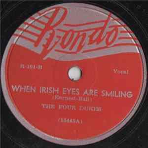 The Four Dukes - When Irish Eyes Are Smiling / Paddy Murphy's Wake