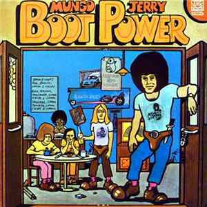 Mungo Jerry - Boot Power