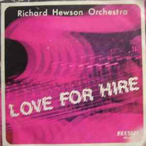 Richard Hewson Orchestra - Love For Hire / Islands MP3