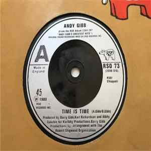 Andy Gibb - Time Is Time