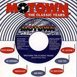 Various - Motown - The Classic Years