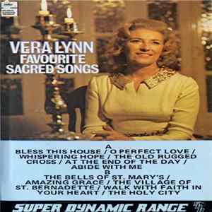 Vera Lynn With Mike Sammes Singers - Favourite Sacred Songs MP3
